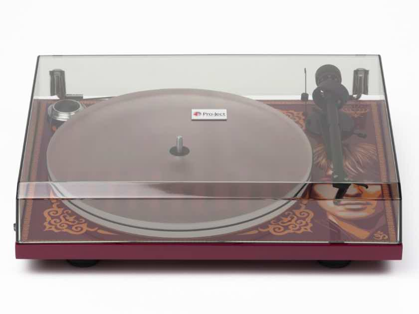 Pro-Ject Essential III George Harrison Turntable - New - Warranty
