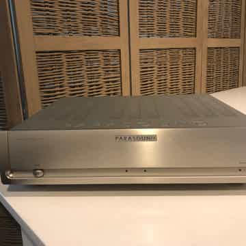 Parasound A23 +Power amplifier