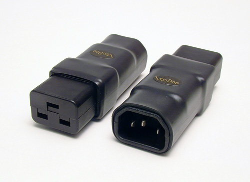 15 amp to 20 amp IEC Adapter