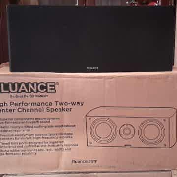 XL7C-DW Two-way Center Channel Speaker