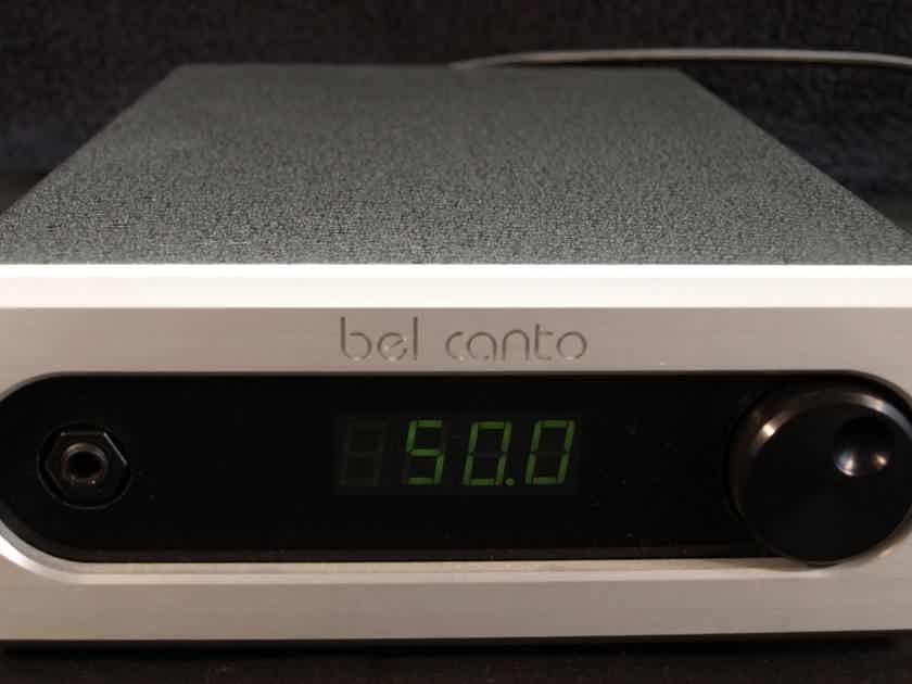 Bel Canto Design DAC 1.7 24/192, 24 BIT VOLUME CONTROL, MINT CONDITION