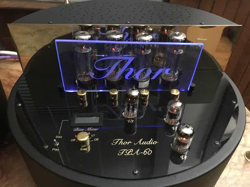 Thor Audio TPA-60's and TA-1000 mk 2 w/remote