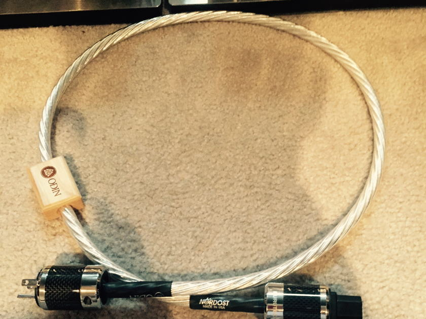 Nordost  ODIN power cable Special Opportunity