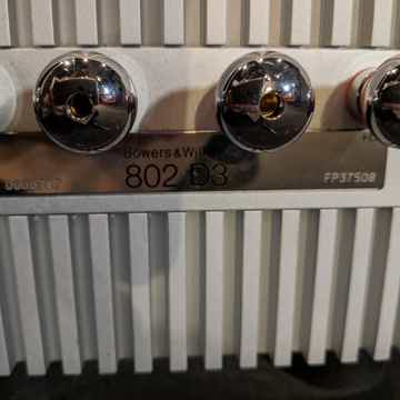 B&W (Bowers & Wilkins) 802D3