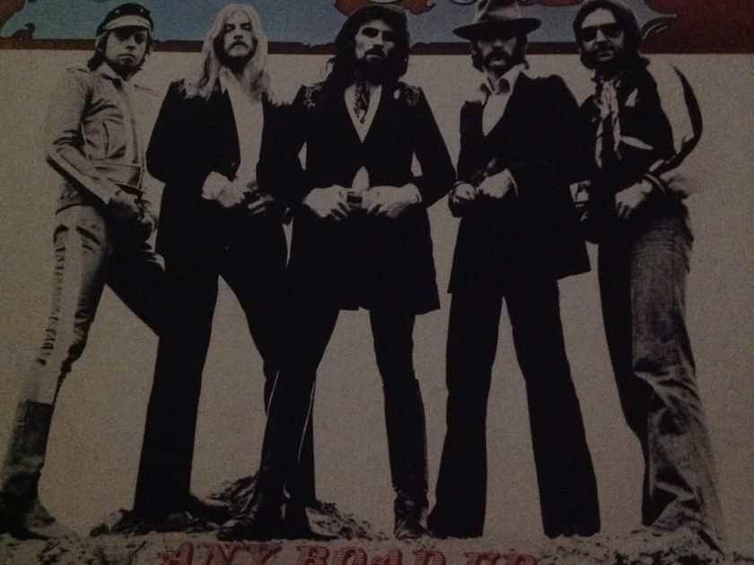 Steve Gibbons Band - Any Road Up Vinyl LP NM Goldhawke MCA Records