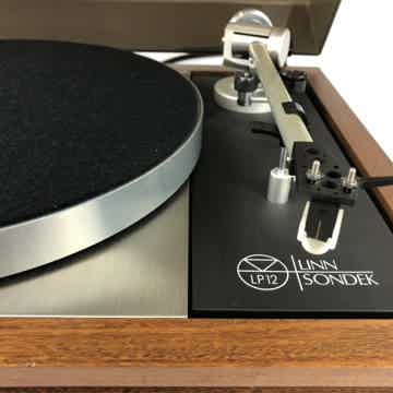 Linn LP-12 Turntable with Linn Ittok LV II Arm and New ...