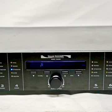 Stealth Acoustics  8-Channel Integrated Amplifier