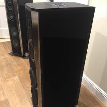 Polymer Audio MKS-X Diamond Tweeters & Mids full range !