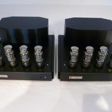 KR Audio VA910 mono blocks with KT120 tubes