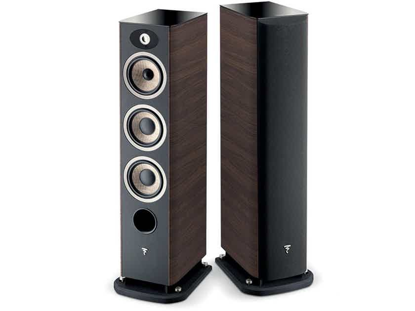 Focal Aria 926Floorstanding Speakers:  EXCELLENT Demo; Full Warranty; 35% Off; Free Shipping