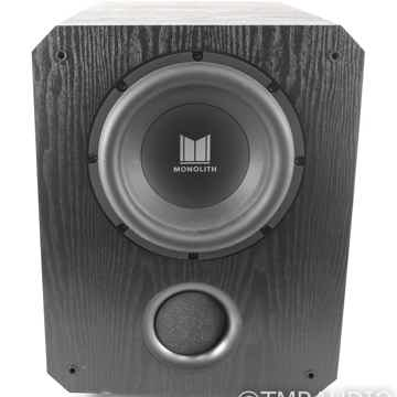"""Monolith THX Select 10"""" Powered Subwoofer"""