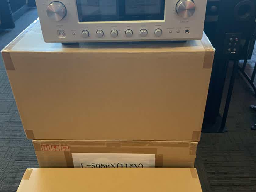 Luxman 505ux Mk 1 Integrated Amp