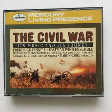 The Civil War Cd set Mercury Living Presence 1990