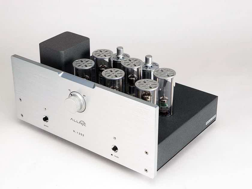 Allnic Audio Model H-1202 Tube Phono