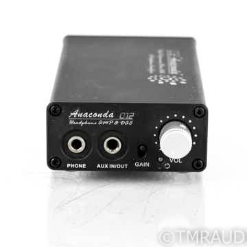 D12 Anaconda DAC / Headphone Amplifier