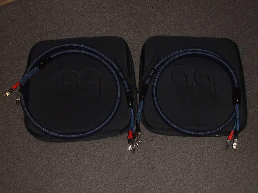AudioQuest Wild Wood Speaker Cables