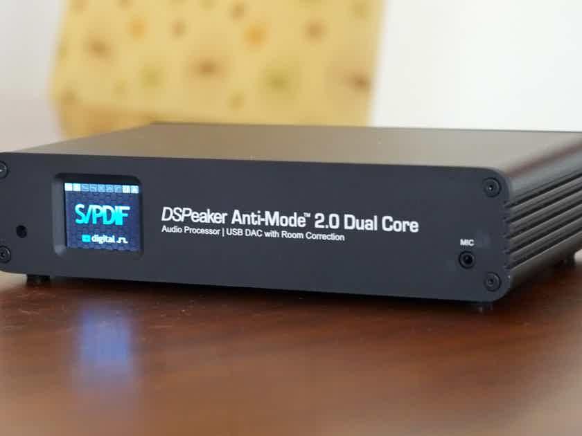 DSpeaker Anti-Mode 2 0 Dual Core -- Room Correction/DAC/Pre