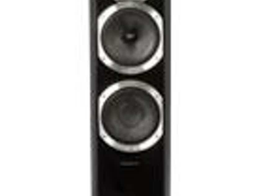 Wharfedale Diamond 10.7 Speakers