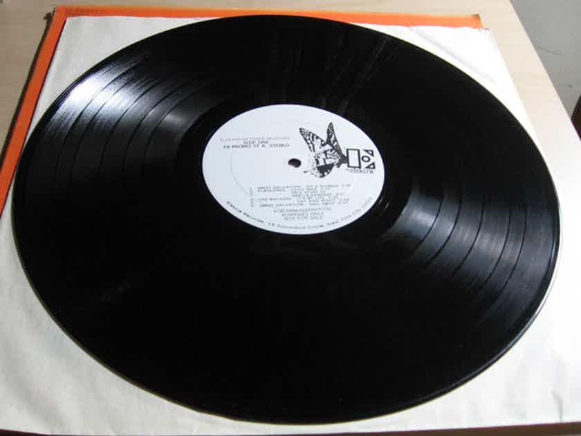 Various Elektra Artists - Elektra October Releases (White Label Promo) - 1972 Compilation Elektra EK-PROMO 17