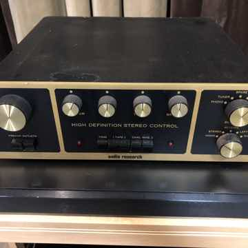 Audio Research Sp-3 Preamplifier