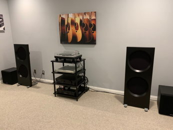2 Channel Room