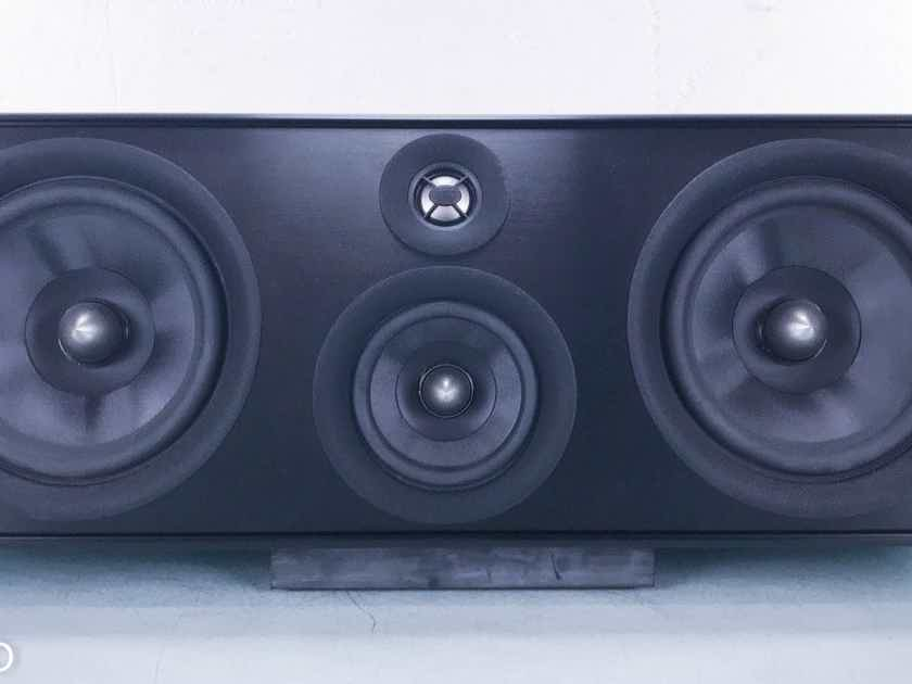 PSB Synchrony One C Center Channel Speaker Black Ash (15172)