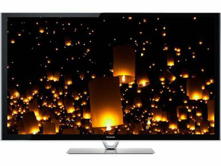 Panasonic TC-P55VT60 Smart Plasma HDTV, TV