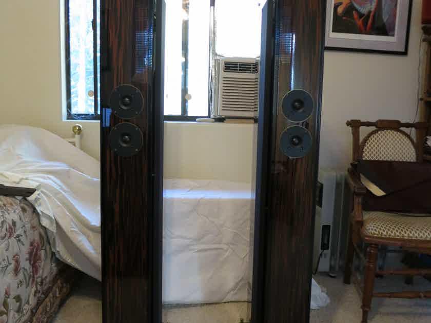 Brodmann Acoustics VC-7 Makassar Ebony
