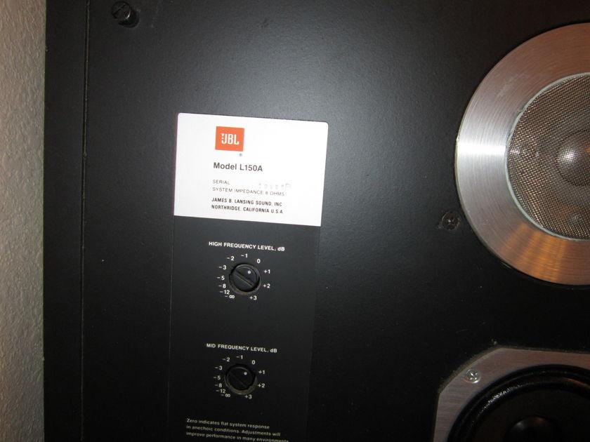 JBL L150 A Speakers