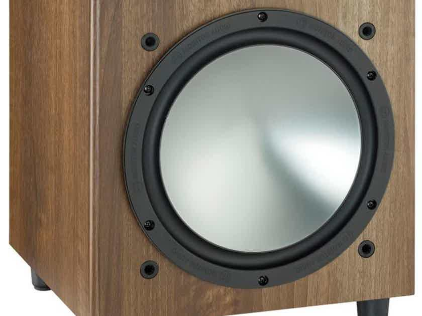 Monitor Audio Bronze W10 Subwoofer: Excellent Demo; 1 Yr. Warranty; 33% Off; Free Shipping