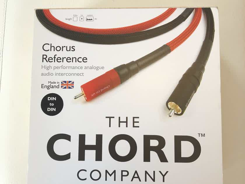 Chord Chorus Reference SNAIC cable for Naim