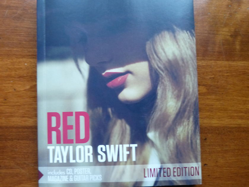 Taylor Swift - Red Deluxe CD