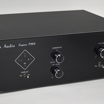 Black Ice Audio F360 Tube Hybrid preamplifier