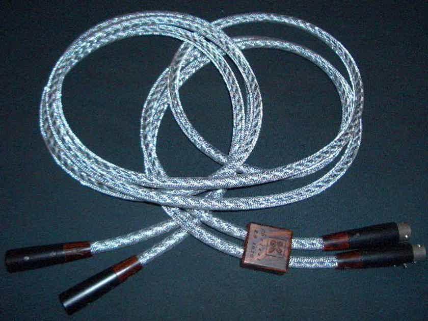 Kimber Kable Select KS-1130 *2 Meter Pair* W/XLRs