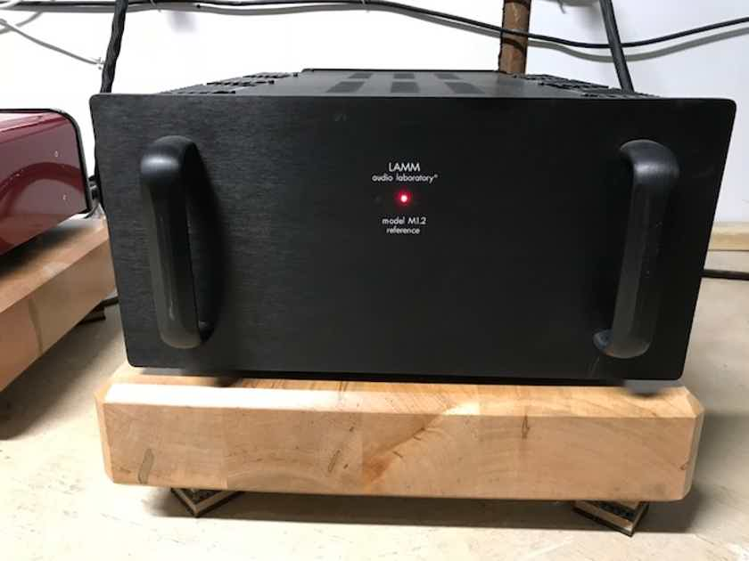 Lamm Industries M1.2 Reference Amplifiers
