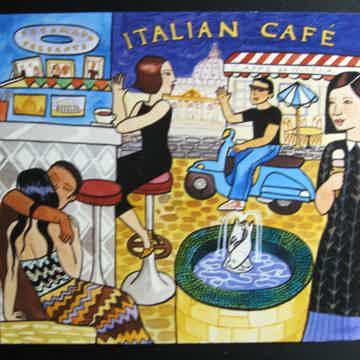 Various Artists Italian Café