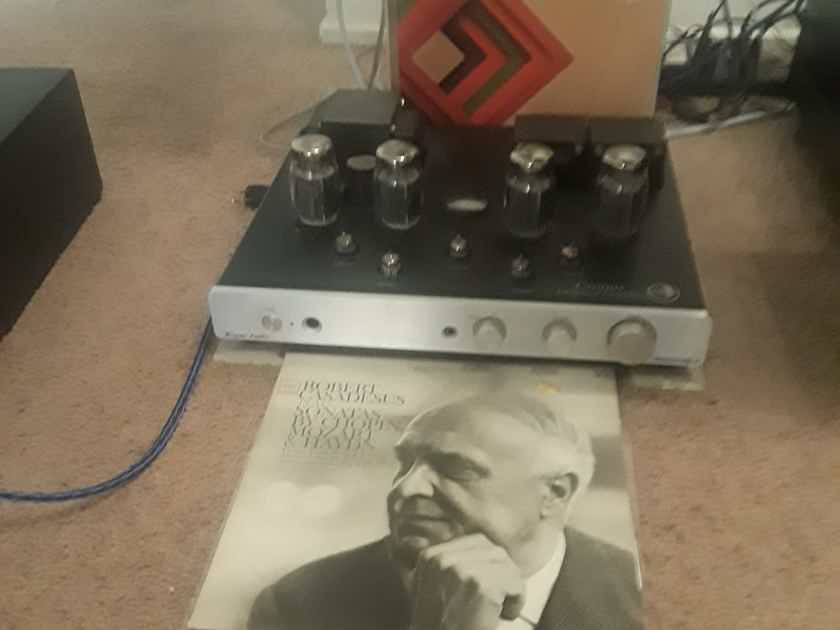 A True Classic at a Best Buy: Rogue  Magnum II integrated tube amplifier