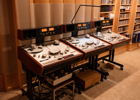 3 Studer A-820 master recorders + King Cello tape repro