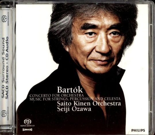 Bart¢k: Concerto for Orchestra