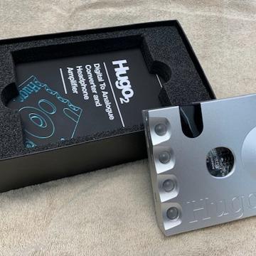 Chord Hugo 2 - LIKE NEW - FREE U.S.SHIPPING