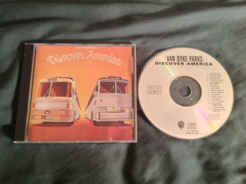 Van Dyke Parks Warner Brothers Records Not Remastered