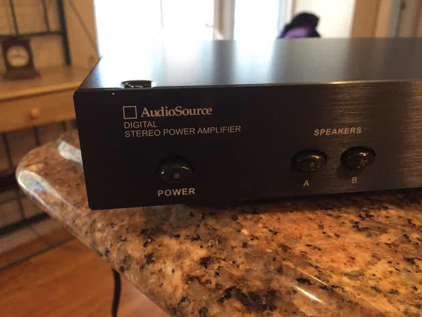 Audiosource Inc. A100 Digital power amp - add channels