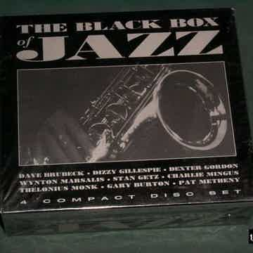 Various - Black Box Of Jazz 4 Compact Disc Edition  Set...