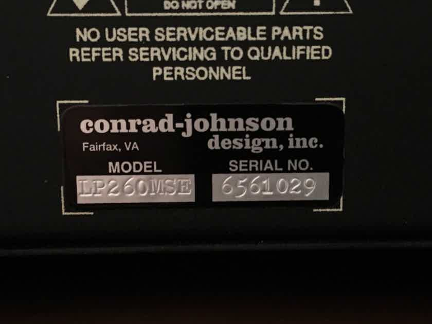 Conrad Johnson LP260m