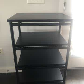 SolidSteel Rack and amp stand