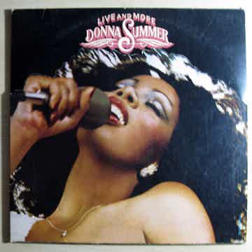 Donna Summer - Live And More - 1978 Casablanca NBLP 7119-2