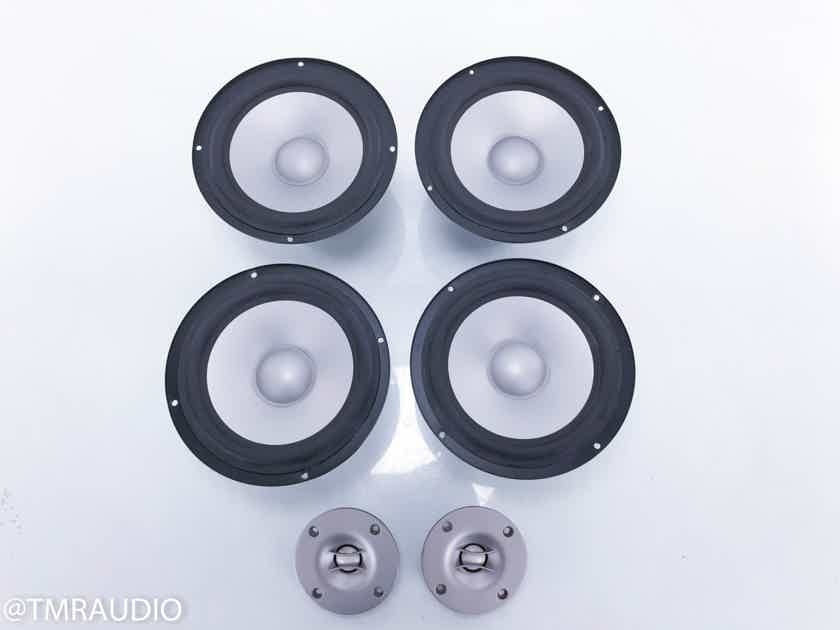 Infinity Primus 360 Drivers Set of 4 Woofers / 2 Tweeters / Crossovers (13842)