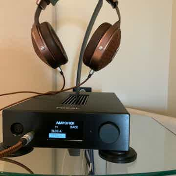 Focal Stellia Headphones and Focal Arche DAC Headphone Amp