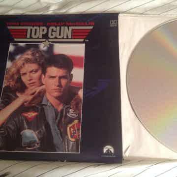 Tom Cruise  Top Gun AC-3 THX Laserdisc