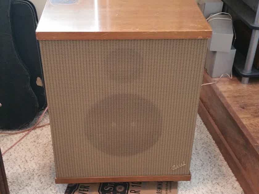 Bozak Audio Lab B-302a Speaker System - Original Factory Vintage - Superb